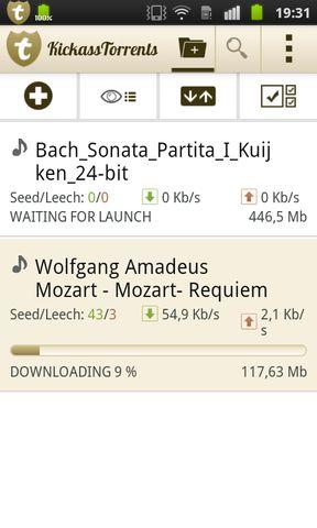 KickassTorrents App 2