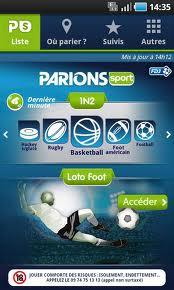 Parions Sport 1