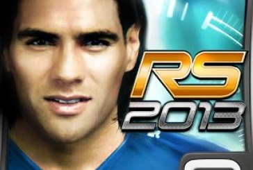 Real Football 2013: une expérience fascinante!