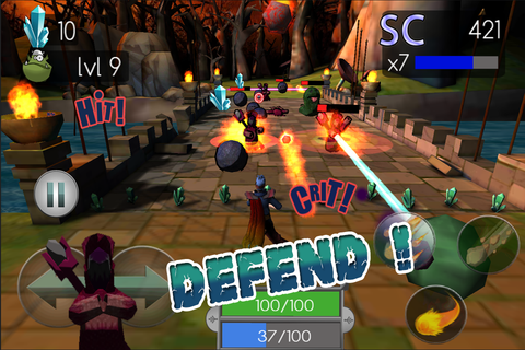 Mana Defense 1