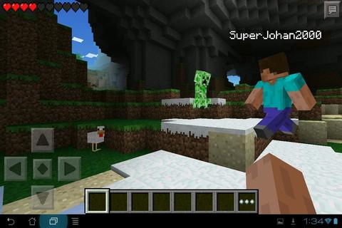 Minecraft Pocket Edition 2