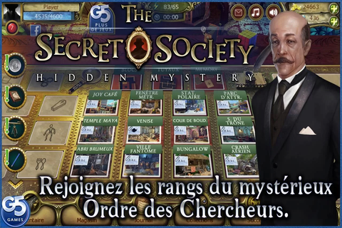 The Secret Society 1