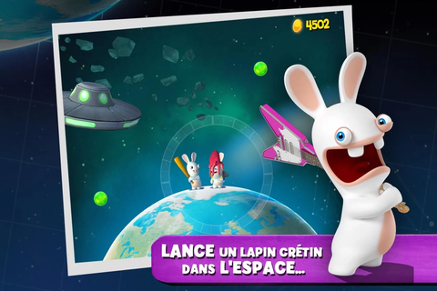 The Lapins Crétins Big Bang 1