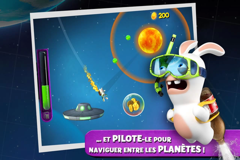 The Lapins Crétins Big Bang 2