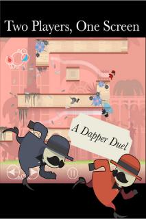 Gentlemen Un jeu multiplayer pour tablette B