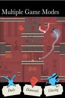 Gentlemen Un jeu multiplayer pour tablette C