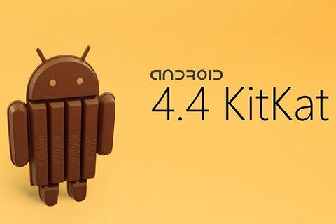 Installer Android KitKat 1