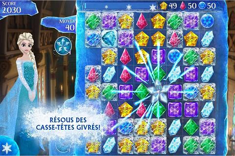 la reine des neiges free fall b - Jeux Gratuits De La Reine Des Neiges