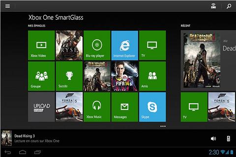 Xbox One Smartglass Le compagnon de votre console 2