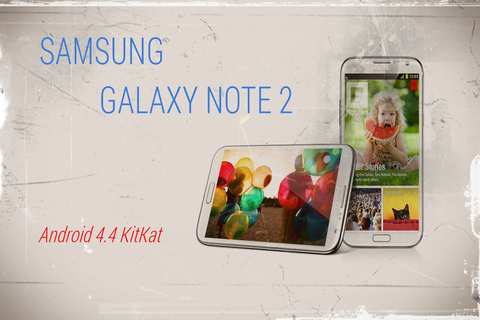 installer android kitkat 4.4 sur le galaxy note 2 b