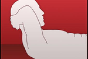 Daily entraînement abdominale: Du béton