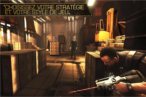 Deus Ex The Fall arrive sur Android B