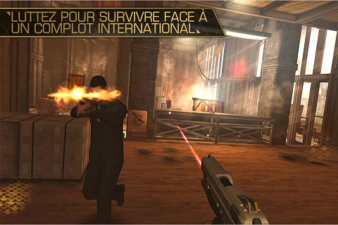 Deus Ex The Fall arrive sur Android C