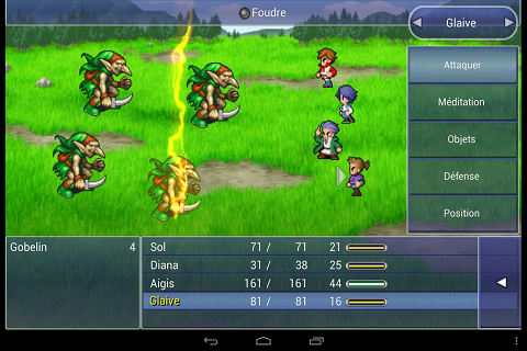 Final Fantasy Dimensions une exclu mobile B