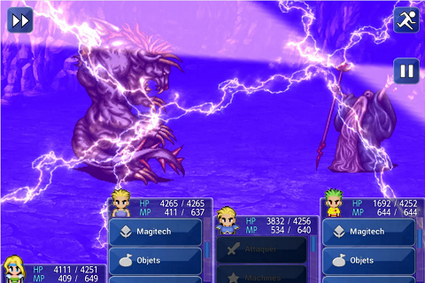 Le cultissime Final Fantasy VI est dispo B