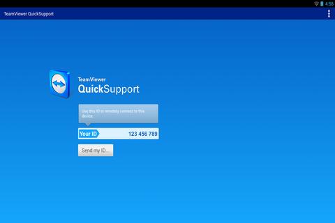 TeamViewer QuickSupport 1