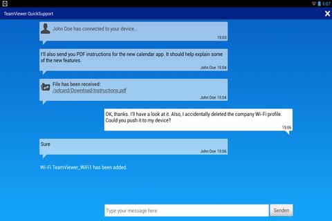 TeamViewer QuickSupport 2