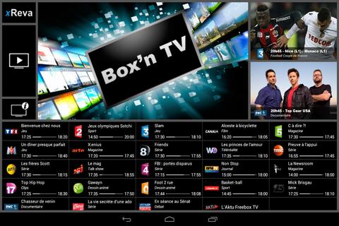 Box'n TV b