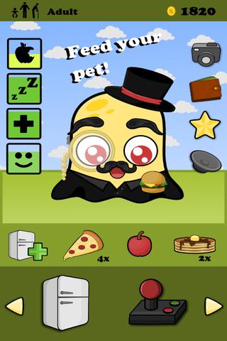 Moy Virtual Pet Game a
