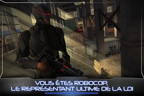 Robocop le jeu officiel B