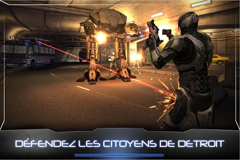 Robocop le jeu officiel C