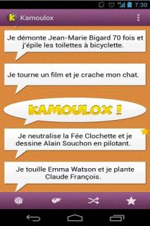 kamoulox B