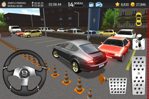 Car Parking Game 3D 1