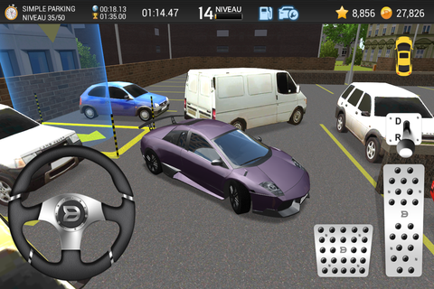Car Parking Game 3D 2