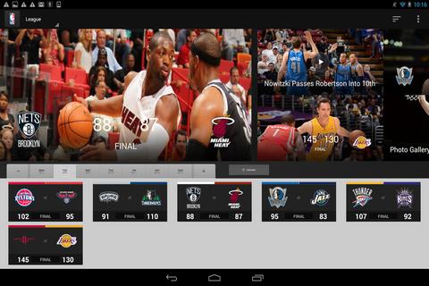 NBA GAME TIME 1