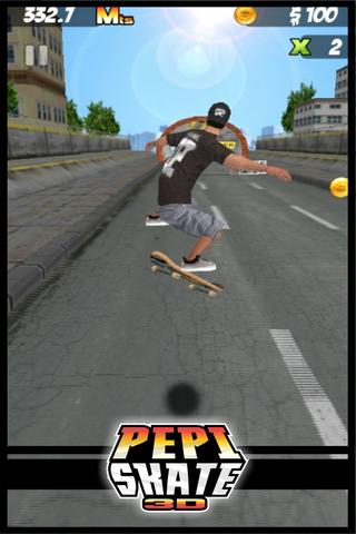 PEPI Skate 3D 1