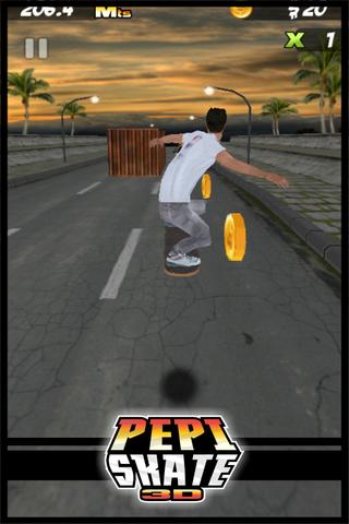 PEPI Skate 3D 2