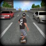 PEPI Skate 3D: un runing game avec un skate