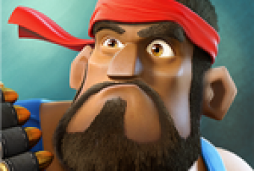 Le test de Boom Beach sur Android