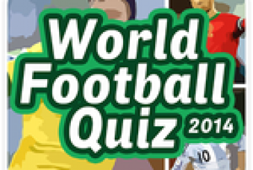 Test de World Foot Quiz 2014 sur Android