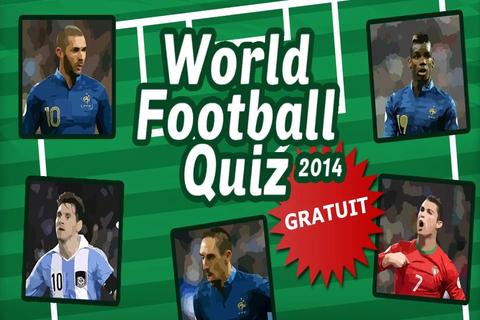 World Foot Quiz 2014 a