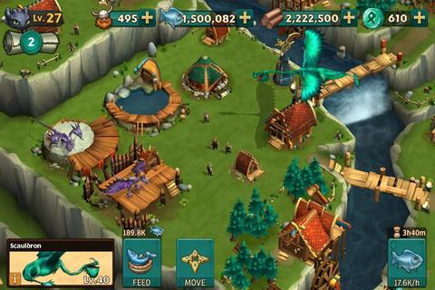 Dragons L'Envol de Beurk 2