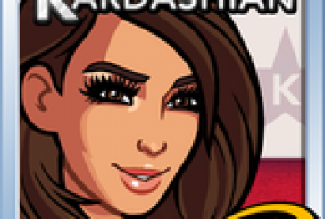 Test de KIM KARDASHIAN HOLLYWOOD