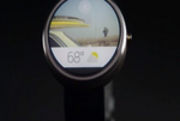 Des applications dispos pour Android Wear