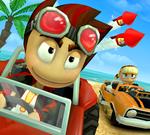 Test de Beach Buggy Racing