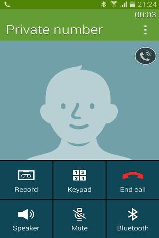 comment enregistrer un appel telephonique sur samsung