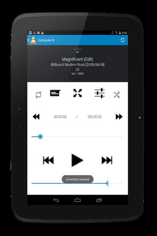 VLC Mobile Remote Free 1