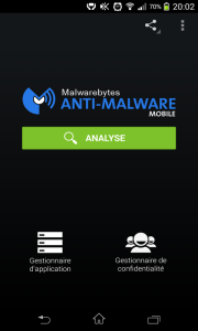 Anti-Malware Android 1