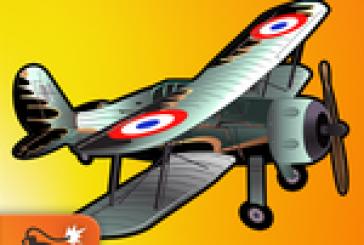 Test de Céus Metálicos: combats aériens !