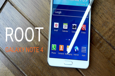 Rooter le Galaxy Note 4