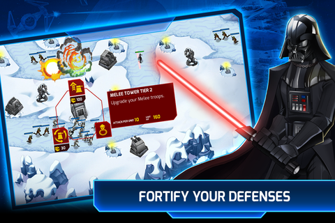 Star Wars Galactic Defense 1