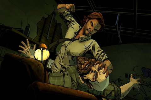 The Wolf Among Us sur Android 1