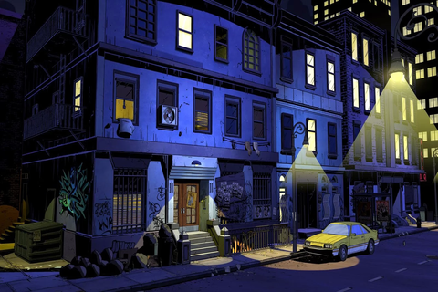 The Wolf Among Us sur Android 2