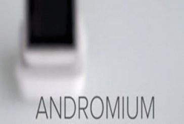 Andromium Dock: Votre smartphone devient un PC!