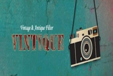 Vintique by GMYStudio: Retouche tes photos!
