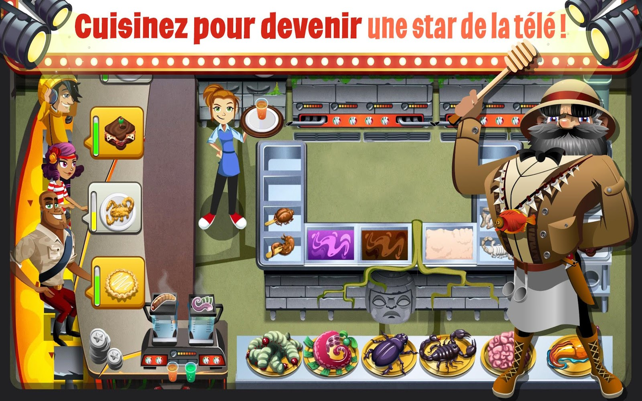 cooking dash 2016: jeu de cuisto ! - android-zone